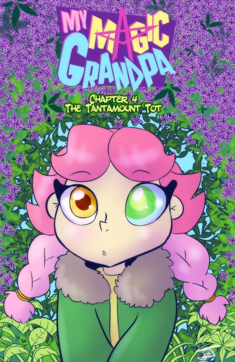 Chapter 4: The Tantamount Tot - COVER